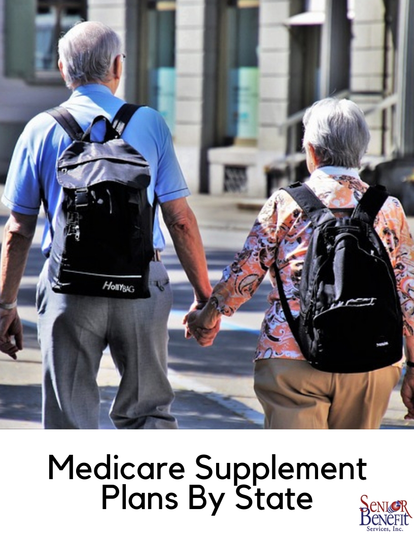 medicare supplement plans by state