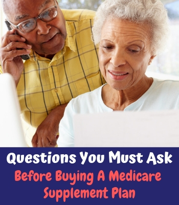 medicare supplement questions