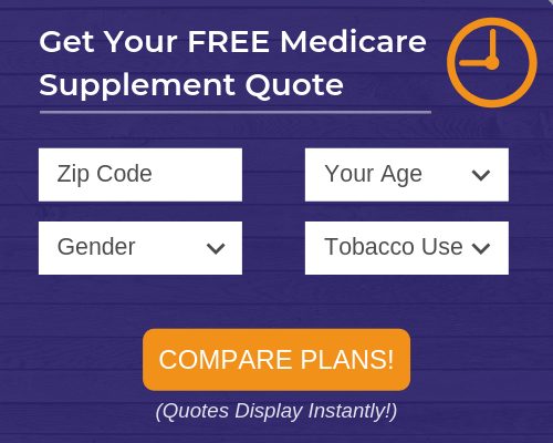 Free Medicare Supplement Quote Comparison