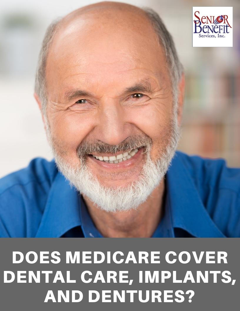 does medicare cover dental