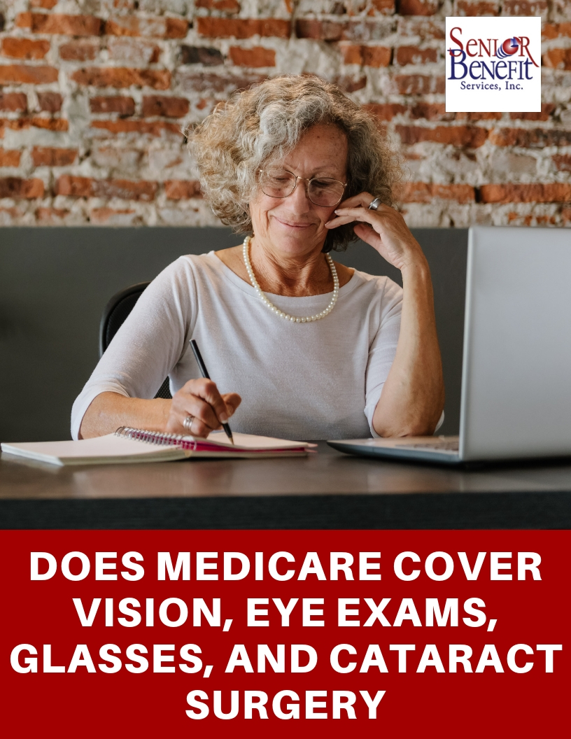 does medicare cover vision